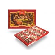 Наборы конфет на Новый год Беловежская пуща 860г