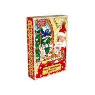 Новогодний подарок «Книга Новогодние рецепты Деда Мороза» – Люкс 1000г (картон)