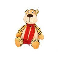 Новогодняя упаковка «Тигр Арахис» 800-1500г(текстиль)