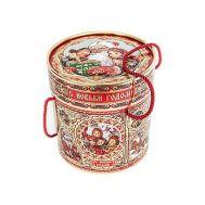 Новогодняя упаковка «Туба Поверь в Чудеса» 1200-1500г(туба)