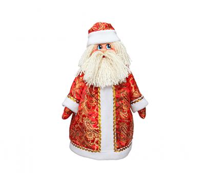 Новогодний подарок – Дед Мороз (текстиль) 800г – Топ