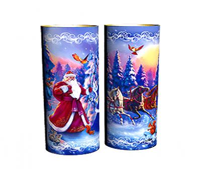 Новогодний подарок – Лесная сказка (туба) 1500г – Люкс