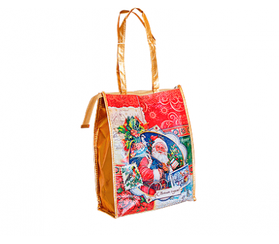 Новогодний подарок – Подушка новогодняя (текстиль) 1000г – Топ