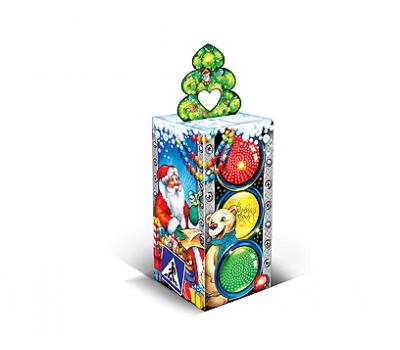 Новогодний подарок – Светофор (картон) 1500г – Топ