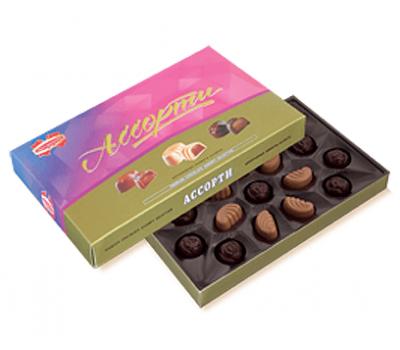 Наборы конфет Ассорти 190г