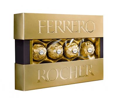 Наборы конфет FERRERO ROCHER 125г