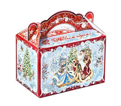 Чемоданчик Снегурочка и Дед Мороз, МГК 1000г Вип