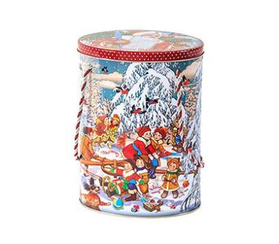 Новогодний подарок «Снежные игры» – Идеал 1000г (жесть)