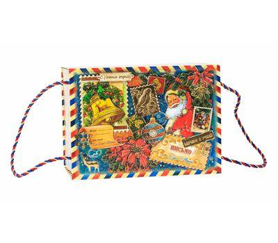 Новогодний подарок «Магнитная коробка Лично в руки» – Идеал 1000г (мгк)