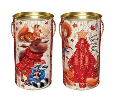 Новогодний подарок «Лось» – Престиж 1000г (туба)