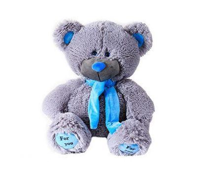 Новогодний подарок «Медведь Мишаня» – Престиж 1000г (текстиль)