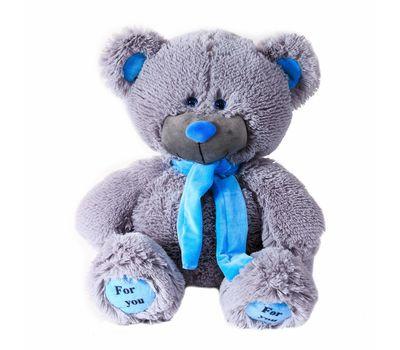 Новогодний подарок «Медведь Мишаня» – Идеал 700г (текстиль)