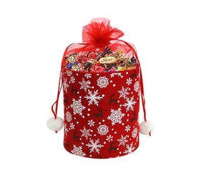 Новогодний подарок «Туба Орнамент» – Престиж 800г (фетр)