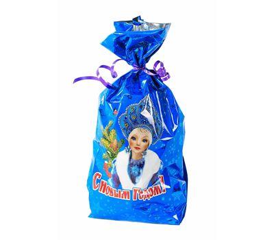 Новогодняя упаковка «Чародейка» 700-1000г
