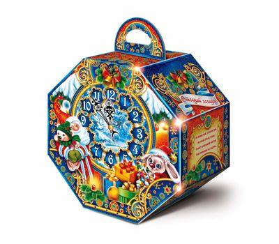 Новогодняя упаковка «Часики Сказка» 1000-1200г
