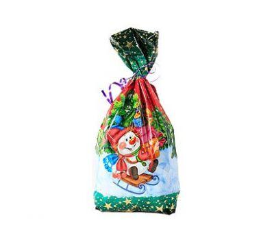 Новогодняя упаковка «На санках» 2000г