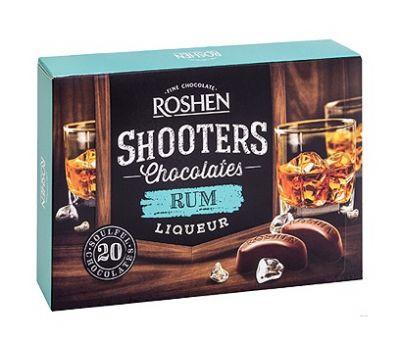 Набор конфет Shooters ромовый ликер 150г