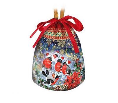 Новогодний подарок «Мешочек Снежный» – Волшебный 1200г (текстиль)