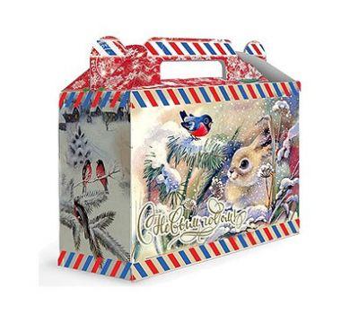 Новогодний подарок «Подарочек малый Снежок» – Волшебный 500г (картон)