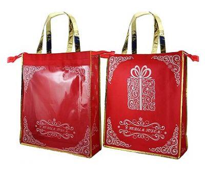 Новогодний подарок «Сумка С Новым Годом» – Волшебный 1000г (текстиль)